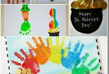 Kids projects / At patty's day
