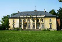 Rykały - Pałac