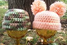 Crochet Hats / by Sherry Grisham
