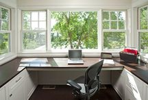 Writing space / Home office