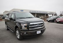 2015 Ford F-150 / The all-new 2015 Ford F-150