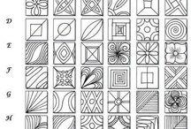 Motif, Desen, Grafik, Kaligrafi