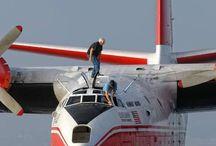 Flying-aircraft