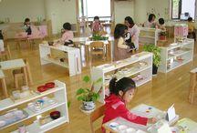 Montessori třídy