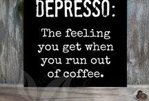 tekuté radosti života: káva, alkohol a jim podobní