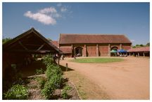 Basing House - The Great Barn / Old Basing - home to Basing House, a beautiful and historic location for any wedding.