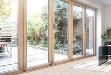 Klarheit Aluminium Timber Composite Hybrid windows & doors / Klarheit have a stunning selection of Aluminium timber composite hybrid windows & doors.
