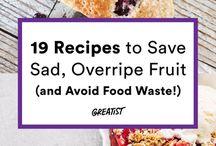 Food - No waste cooking
