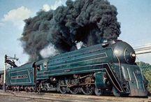 Train - CB&O - Cincinnatian Baltimore and Ohio