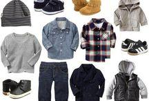 Roupinhas de crianças :-) / Estas roupas são de criancas, especialmente par os rapazinhos :-)