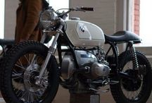 Cafe racers / This is all a source for inspiration for future builds