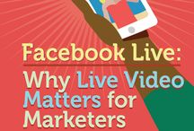 Social Video Marketing / The rise of social video cannot be ignored, it's a must for any small biz owner. Check out our fave campaigns & tips here.