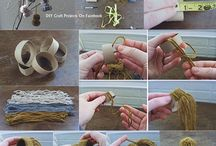Kid crafts / by Brandy Barth