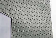 Silver shingled roof