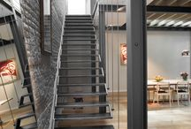 Staircase design / Modern look
