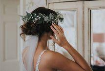Wedding hair / beauty