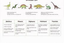 Dinosaur treasure hunt