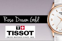 TISSOT Ladies Swiss Watches Collection!!!