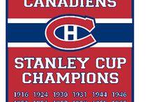 Hockey / Die hard HABS fan.