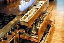 Kitchen ideas / Storage design