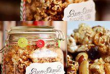 Food in jars gift