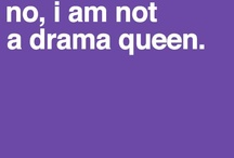 Drama is life <3 / by Paisley King