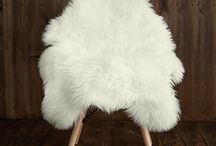 Silky Faux Sheepskin Chair Cover/ Rug /Seat Pad/ Area Rugs For Bedroom Sofa Floor Ivory / ✅PERFECT FOR BABY AND CHILDRENS ROOM - It will give you a warm and comfortable atmosphere. ✅ORIGINAL GIFT - Is an original gift for any occasion. Especially for this, we manufactured an original and durable bag with handles for this chair cover/rug.