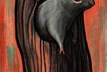 Peintre : Kelly Vivanco (illustrations) / Rêve