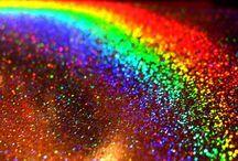 Rainbows/ Unicorns/ Glitter