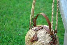 torebka wiklina