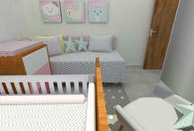 Projeto Quarto de Bebê Ilza