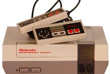 Retro Video Games / Nerd stuff