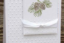 Weihnachtskarten von anderen Kreativen