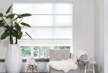 raamdecoraties / binnenzonwering