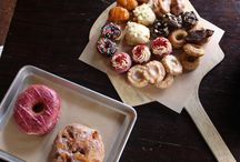 Mini Doughuts / We make every flavor of our Glazed and Infused Doughnuts in mini form. / by Glazed and Infused Doughnuts