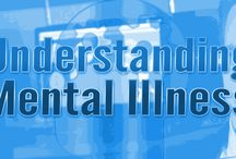Understanding Mental Illness / We all know mental illness is out there. An estimated one in four adults will suffer a mental disorder in their lifetime. Modern medications,treatments, and therapies, however, can mean that a diagnosis is no longer a life sentence. Experts agree that early diagnosis and treatment produces the best outcomes, yet people wait far too long before seeking help. Why?