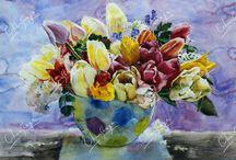 Цветы//Flowers