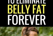 Losing stomach fat