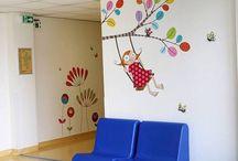 kids wall