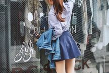 The Korean in ME / K Fashion