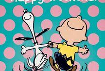 Snoopy&Minions