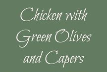 Chicken Recipes / Chicken Recipes