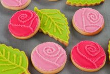 Decorated Sugar Cookies with Royal Icing