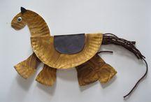 Horse craft ideas