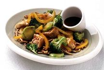 Stir-Fry / by Sue Wicihowski