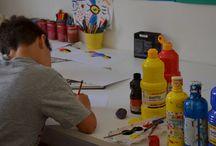 Ζωγραφική για παιδιά / Μαθήματα ζωγραφικής για παιδιά