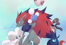 #Pokemon / Pokémon Or ポケモン