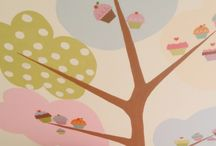 Pokój dziecka, bunnies / Pomysły na aranżację pokoju dziecięcych.