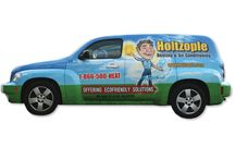 Vehicle Graphics / We love to design custom advertising wraps to your company vehicle!