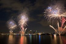 Macys Fireworks 2015 / July 4th